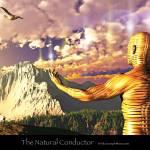 """Mountain Conductor"" by JosephMaas"