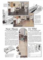 VINTAGE WOOD FLOORING AD