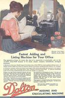 OLD OFFICE MACHINE AD