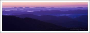 Blue Ridge Parkway Sunrise