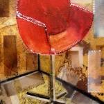 """red chair"" by Evgueniamen"