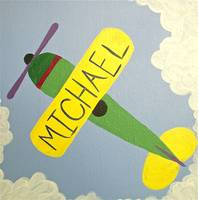 Michael's Airplane