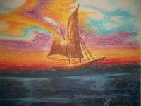 Sailing Through Sky............