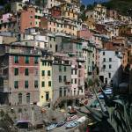 """""""Boat Parking in Riomaggiore"""" by DonnaCorless"""