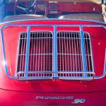 """1963 Red Porsche 356B Super 90 Back"" by lightningman"