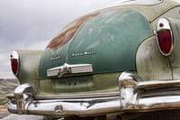 1951 Nash Ambassador Hydramatic Back End