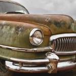 """1951 Nash Ambassador Hydramatic Front End"" by lightningman"