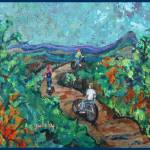 """Mountain Trail"" by paintingsbygretzky"