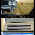 """1967 Pontiac Firebird Poster S"" by lightningman"