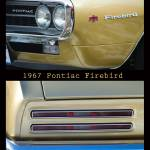 """1967 Pontiac Firebird Poster"" by lightningman"