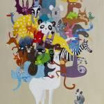 """""""Lama and others"""" by lukaluka"""