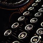 """""""Typewriter"""" by duncanrowe"""