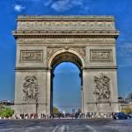 """""""Arc de Triumph"""" by KlementGallery"""