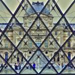 """Louvre Looking Out"" by KlementGallery"