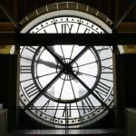 """Musee d Orsay Clock"" by KlementGallery"