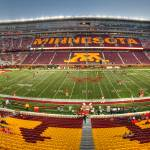 """Gophers Stadium1 Pan"" by KlementGallery"