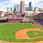 """Target Field Dtown Pan"" by KlementGallery"