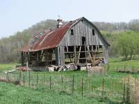 Pepin Barn of Yesteryear