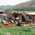 """""""Tractor Graveyard"""" by CPRinspirations"""