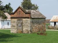 Dog house, pump house, or untippable outhouse