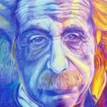 """""""Albert Einstein"""" by cocomiller"""