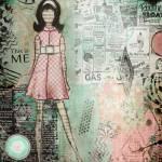 """Groovy Gal"" by JanelleNichol"