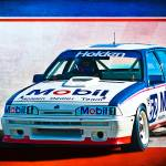 """""""1987 VL Commodore Group A"""" by StuartRow"""