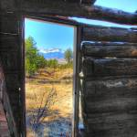 """HDR cabin door"" by William_Lang_Photography"
