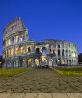 Colosseum at Blue Hour