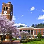 """Alumni Tower at WCU"" by dodsonphotos"