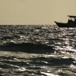 """Boat on the Gulf of Mexico"" by duncanrowe"