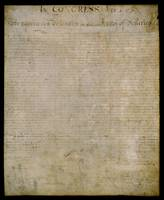 Declaration of Independance, 1776