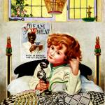 """RARE Cream of Wheat Advertisement"" by artfolio"