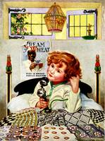RARE Cream of Wheat Advertisement