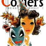 """Vintage Colliers Magazine Cover Art"" by artfolio"