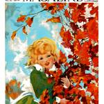 """Vintage Household Magazine Cover Art"" by artfolio"