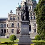 """British Columbia Parliament Building"" by JennyHudson"