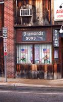 Johnson City, Tennessee - Gun Shop