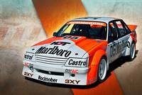 Peter Brock VK Group C Commodore