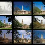 """The Seasons of Old Main"" by williamames"