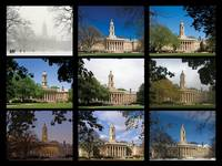 The Seasons of Old Main