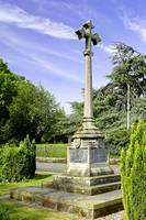 War Memorial, Barton under Needwood (28378-RDB)