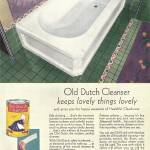 """OLD DUTCH CLEANSER"" by homegear"