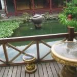 """""""Teapot fountain"""" by anneberrysmith"""