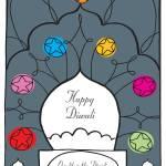"""sparklingdiwali_canvas_print"" by springwoodemedia"