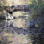 """Impressionist Bridge"" by stilljustabill"