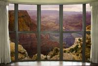 Grand Canyon Bay Window View