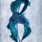 """""""Twisted Blue"""" by ImageMonkey"""