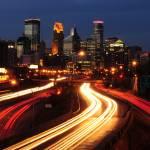 """""""Minneapolis Skyline"""" by Trailheads"""