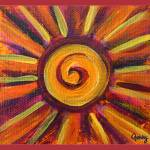 """Sunshine 2"" by paintingsbygretzky"